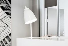 Buy the Caravaggio Table Lamp by Cecilie Manz and more online today at The Conran Shop, the home of classic and contemporary design Caravaggio, Luminaire Design, Lamp Design, Contemporary Furniture, Contemporary Design, Cheap Table Lamps, Serge Mouille, Perriand, Light Architecture
