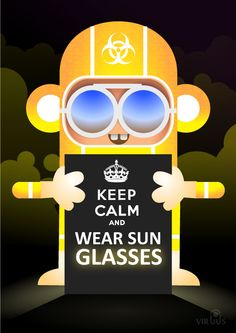 keep_calm_and_wear_sun_glasses repinned by the-glitter-side.blogspot.com