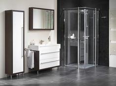 Moderne badkamer van de Boston serie