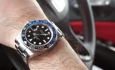 """Rolex GMT-Master II 116710BLNR Watch Review - by Kenny Yeo - read the full review, see the pictures & hands-on video """"Not everyone loves Rolex, but the brand has a storied history and has made numerable important contributions to horology that cannot be refuted... Our attention today is on the GMT-Master..."""""""