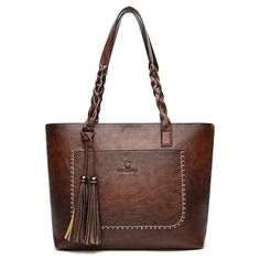 Luxury Large Leather Handbags