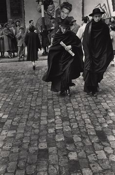 Madrid, 1954. Una foto de Inge Morath