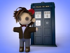 11th Doctor plushie