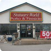 Statuary World Patio And Fireside   Oklahoma City, OK #swingsets  #rainbowplay