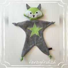 www.farbigfroh.ch #Fuchs-Nuschi #Fuchs