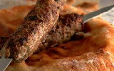 Κεμπάπ αρνίσιου κιμά  - iCookGreek Eat Greek, Pork, Cooking Recipes, Meat, Greek Beauty, Kale Stir Fry, Pigs, Recipes