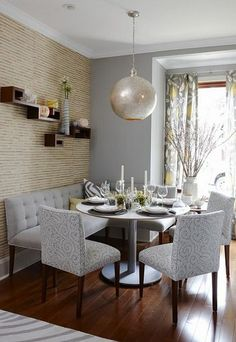 Are You Looking For Some Great Decoration Ideas For Your Dining Room?  Welcome To Our Latest Collection Of 21 Captivating Contemporary Dining Room  Designs. Part 34