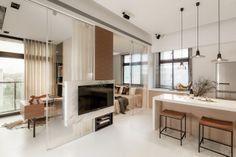 home Office Interior Design, Interior Design Inspiration, Interior Design Living Room, Living Room Designs, Living Room Modern, Living Room Decor, Bedroom Modern, Modern Decor, Loft