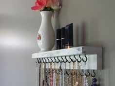 Jewelry Storage by BlackForestCottage on Etsy https://www.etsy.com/listing/100661187/jewelry-storage