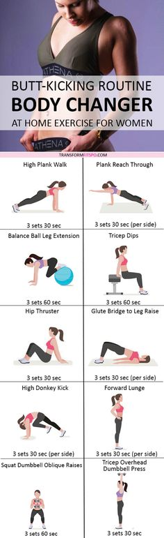 Repin and share if this workout reshaped your entire body! Read the post for all the information.