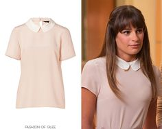 Marc by Marc Jacobs Alex Collar Top - $198.00 Worn with: Ryan Ryan necklace, Parker skirt