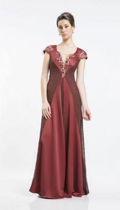 Vestido de Madrinha IN-A103F