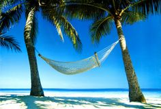 Napping on a hammock is completely amazing.