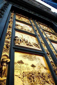 La puerta del Paraiso en Florencia byturitalia