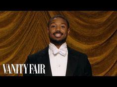 Black Panther's Michael B. Jordan Loves to Iron | Secret Talent Theatre | Vanity Fair - YouTube