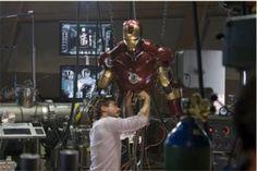 Tony Stark's Iron Man Dream Lab   Popular Science