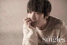 Lee Joon - Singles Magazine February Issue '14