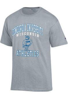 Concordia University Wisconsin Basketball T-Shirt Concordia University, Basketball Is Life, College Shirts, Track And Field, Athletic Fashion, Wisconsin, Logo Design, Sydney, Mens Tops