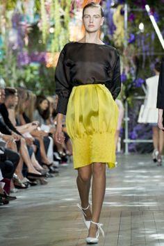 Sfilata Christian Dior Paris - Collezioni Primavera Estate 2014 - Vogue
