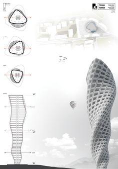 Parametric Tower - TTower on Behance