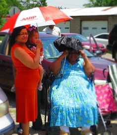 Picture from Taft's 2013 Memorial Day Parade, in one of Oklahoma's most vibrant all-black towns. See much more at www.struggleandhope.com