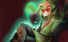 ben drowned: still waiting... by mircheen69.deviantart.com on @deviantART