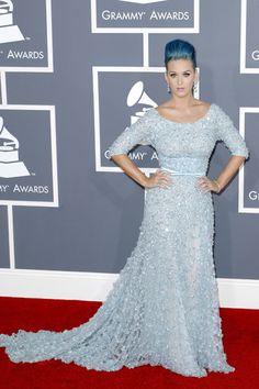 Bling! Katy Perry wore 2 million dollar diamonds at Grammy Awards