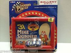 2001 Winner's Circle Nascar Gallery Series - Mike Skinner #31 This item is NOT in Mint Condition and is in no way being described as Mint or even Near Mint. Our toys have not always lead the perfect l