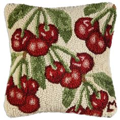 Fine home accessories including hand-hooked rugs, pillows and accent furntiure