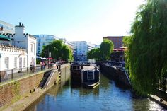 #Camden Canal by DraXus, via Flickr
