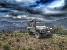 Land Rover auto - fine image