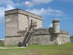 St. Augustine FL pics | St. Augustine, FL : Fort Matanzas photo, picture, image (Florida) at ...