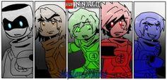 Lego ninjago #812 by MaylovesAkidah