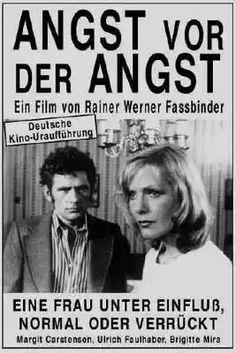 92. Fear of Fear by Rainer Werner Fassbinder