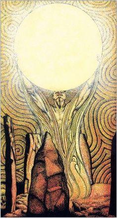 Courtney Davis,Lugh - The Sun God
