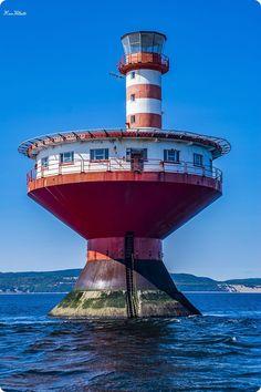 Haut-Fond Prince Lighthouse