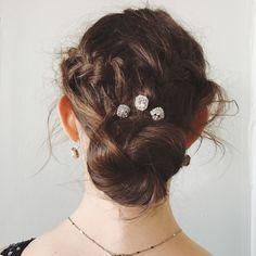 #Hair Essentials  Akua Ashley's Boutique - New York, NY | Chloe + Isabel https://www.chloeandisabel.com/boutique/akuaashley?utm_content=bufferb7ac4&utm_medium=social&utm_source=pinterest.com&utm_campaign=buffer
