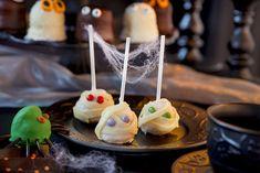 Cake Pops als Halloween-Kuchen im Mumien-Design Halloween Desserts, Halloween Cupcakes, Halloween Torte, Cake Pops, Food Humor, Funny Food, Snacks, Thanksgiving, Harry Potter