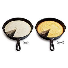 Common Cooking Mistake: You underbake your cakes and breads.   CookingLight.com
