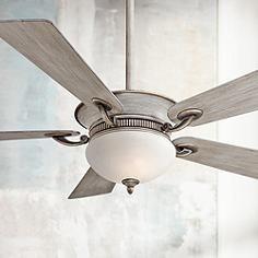 """52"""" Minka Aire Delano Driftwood Ceiling Fan"""