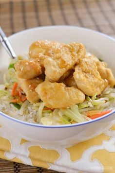 Slimming Eats Chinese Lemon Chicken - gluten free, dairy free, paleo, Slimming World and Weight Watchers friendly Chinese Lemon Chicken, Chinese Chicken Recipes, Chicken Recipes Video, Asian Recipes, Chinese Food, Chinese Style, Lemon Recipes, Slimming World Soup Recipes, Beef Chow Mein