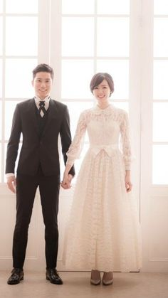 4dfca50b3d9a Two. Stephanie Liu · My dream wedding dress