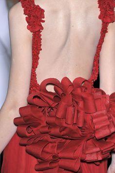 Georgina Stojilkovic, Valentino Couture F/W 2008