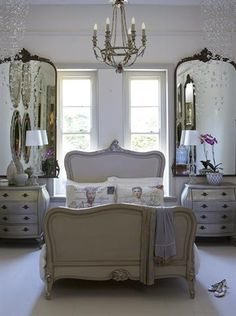 The French are masters of effortless style. Here's how you can add some quintessentially French touches to your bedroom