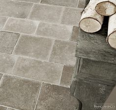 Bleu De Liniere French Limestone | Stone Flooring | Francois & Co