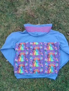 1463fb36bd9f4 ADULT LARGE Hoodie Phish ufo Fishman Phunky Zip-up Sweatshirt