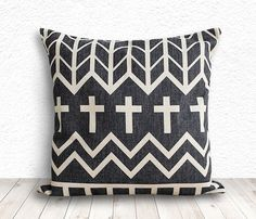 Geometric Pillow Cover Pillow Cover Tribal Pillow by 5CHomeDecor, $14.99