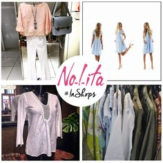 What's new? #NOLITAINSHOPS ! We love to know we are all around the world! #meetnolita #shops #ss2016