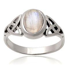 <li>Moonstone ring</li><li>Sterling silver jewelry</li><li><a href='http://www.overstock.com/downloads/pdf/2010_RingSizing.pdf'><span class='links'>Click here for ring sizing guide</span></a>