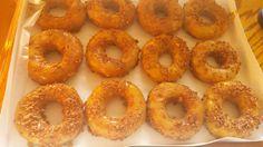 Caramel dip Donuts